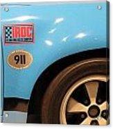 Iroc 911 Rsr Acrylic Print