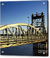 Iron Bridge Acrylic Print