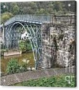 Iron Bridge Acrylic Print