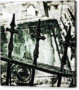 Iron Guard No.2 Acrylic Print