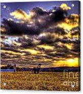 Iron Horse Still Strong Acrylic Print