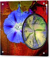 Is It Time Yet? Acrylic Print