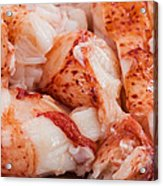 Is Your Mouth Watering? Acrylic Print by At Lands End Photography