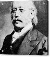 Isaac Mayer Wise (1819-1900) Acrylic Print