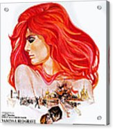 Isadora, Aka The Loves Of Isadora Acrylic Print