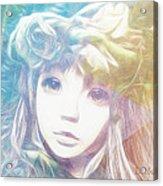 Isangelle Clariscendre Acrylic Print