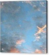 Isee An Airplane Acrylic Print