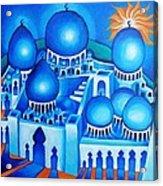 Ishraq Acrylic Print