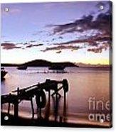 Isla Del Sol Bolivia Acrylic Print