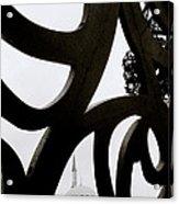 Islam Within Art Acrylic Print