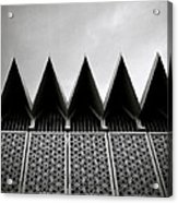 Islamic Geometry Acrylic Print