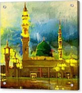 Islamic Painting 002 Acrylic Print