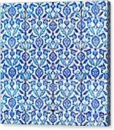 Islamic Tiles 01 Acrylic Print