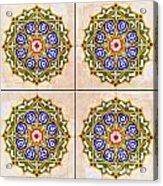 Islamic Tiles 03 Acrylic Print