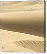 Island Desert Dunes Acrylic Print