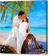 Island Honeymoon Acrylic Print