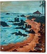 Island Of Dreams Acrylic Print