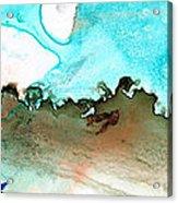 Island Of Hope Acrylic Print