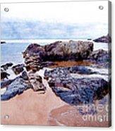 Islands Off The Shore Acrylic Print