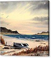 Isle Of Mull Scotland Acrylic Print