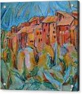 Isola Di Piante Small Italy Acrylic Print