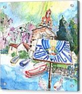 Isola Maggiore In Italy 01 Acrylic Print