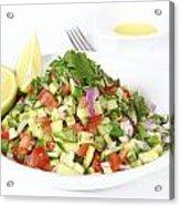 Israeli Salad  Acrylic Print