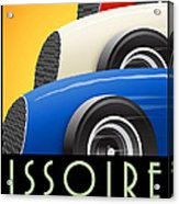 Issoire France Grand Prix Historique Acrylic Print