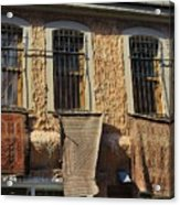 Istanbul Carpets For Sale Acrylic Print
