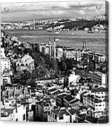 Istanbul Cityscape IIi Acrylic Print