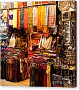 Istanbul Grand Bazaar 08 Acrylic Print