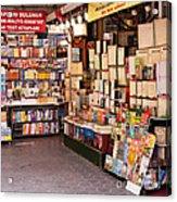 Istanbul Grand Bazaar 13 Acrylic Print