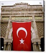 Istanbul University Acrylic Print