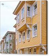Istanbul Wooden Houses 02 Acrylic Print