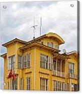 Istanbul Wooden Houses 04 Acrylic Print