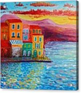 Italian Dream Acrylic Print