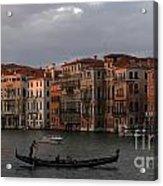 Italian Evening Acrylic Print