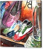 Italian Shoes 01 Acrylic Print