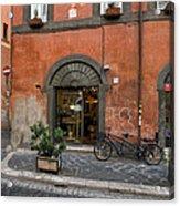 Italian Style Acrylic Print