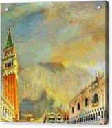 Italy 03 Acrylic Print by Catf