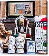 Italy Memorabilia Acrylic Print