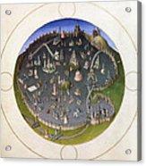 Italy: Rome, 15th Century Acrylic Print