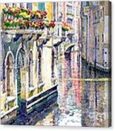 Italy Venice Midday Acrylic Print