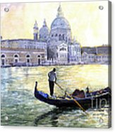 Italy Venice Morning Acrylic Print