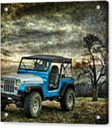 It's A Jeep Thing Acrylic Print