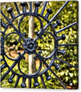 It's In The Details Acrylic Print