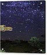 Its Made Of Stars Acrylic Print