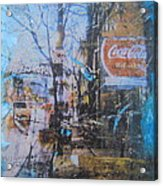 Its The Real Thing On James Street Acrylic Print