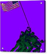 Iwo Jima 20130210m28 Acrylic Print by Wingsdomain Art and Photography