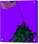 Iwo Jima 20130210m28 Acrylic Print by Wingsdomain Art and Photography